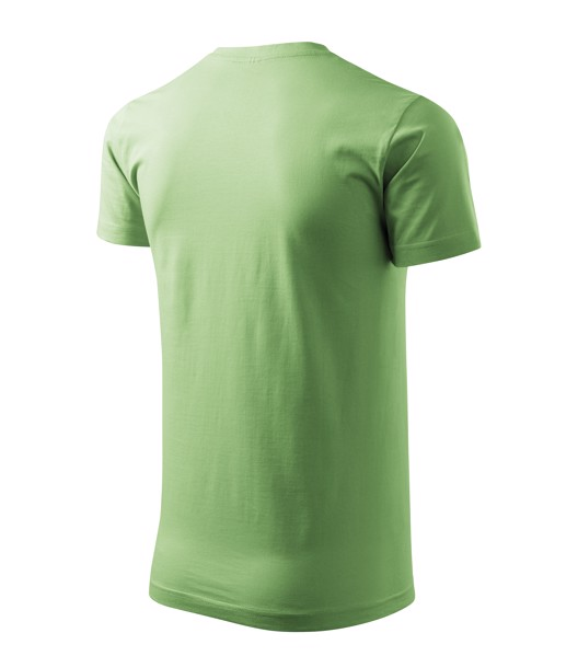 T-shirt men's Malfini Basic - Grass Green / S