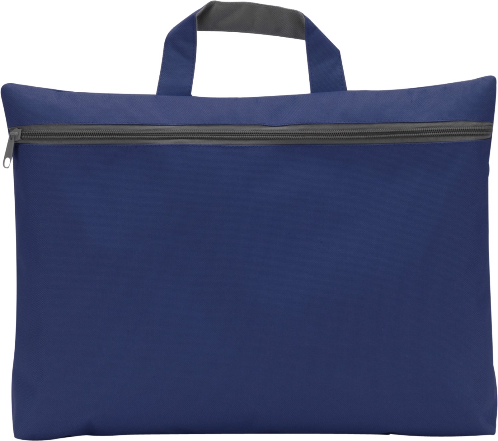 Polyester (600D) conference bag - Blue