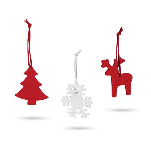 ZERMATT. Christmas ornaments