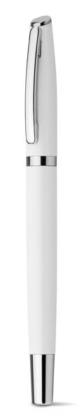 LANDO ROLLER. Roller στυλό - Λευκό