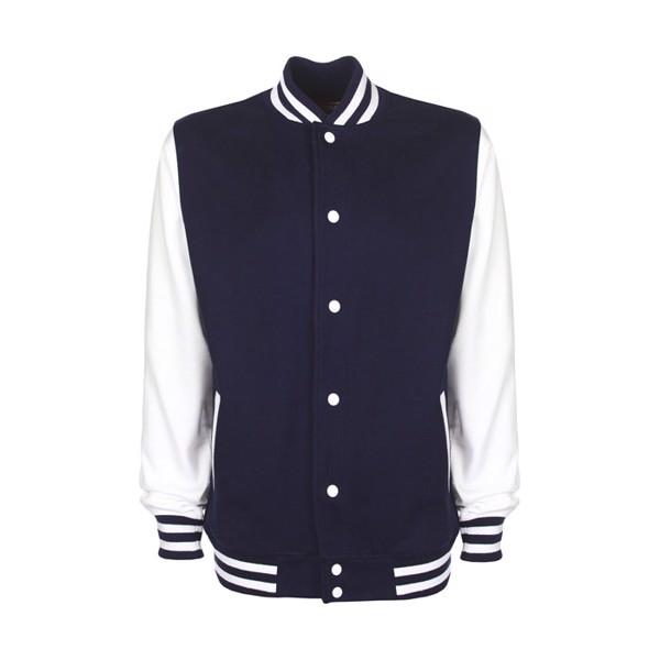 Veste Unisexe 300gr/m² Varsity Jacket Fv001