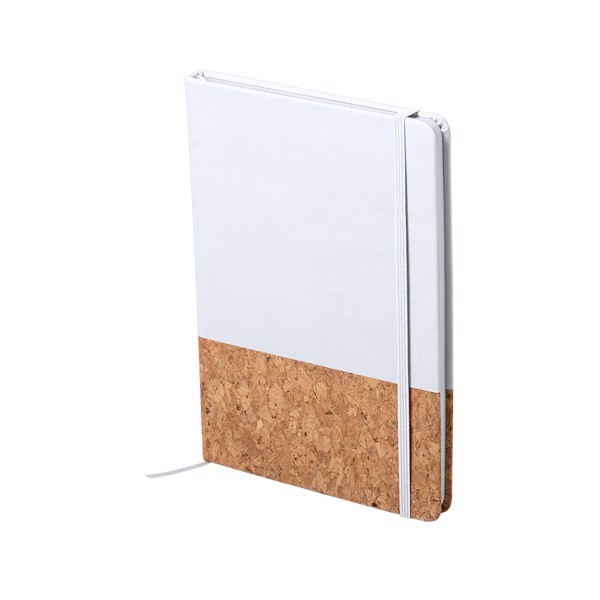 Notepad Bluster - White