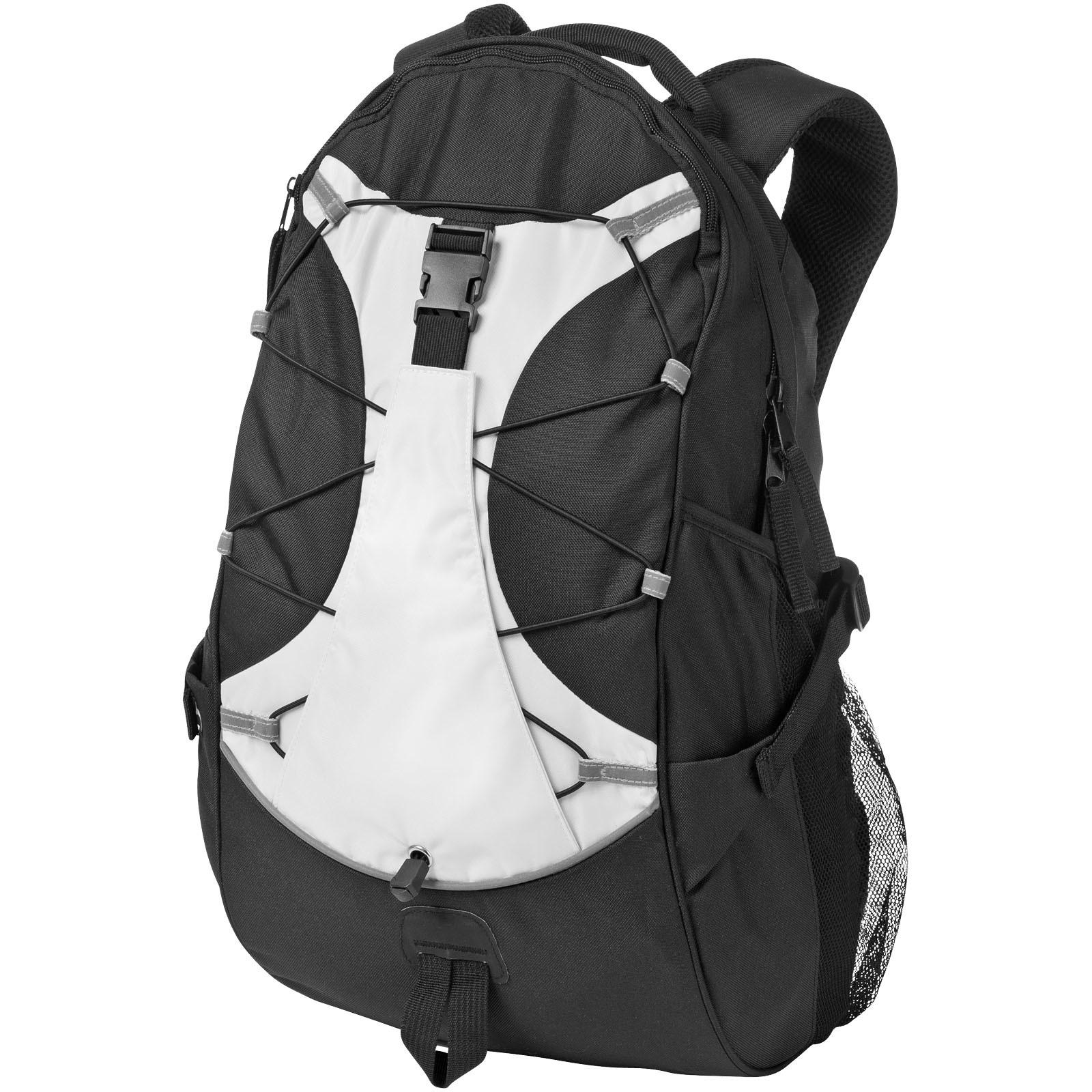 Batoh Hikers - Bílá / Černá