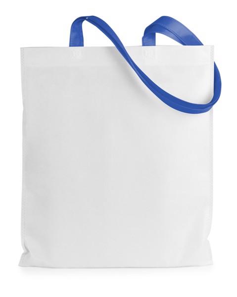 Nákupní Taška Rambla - Bílá / Modrá