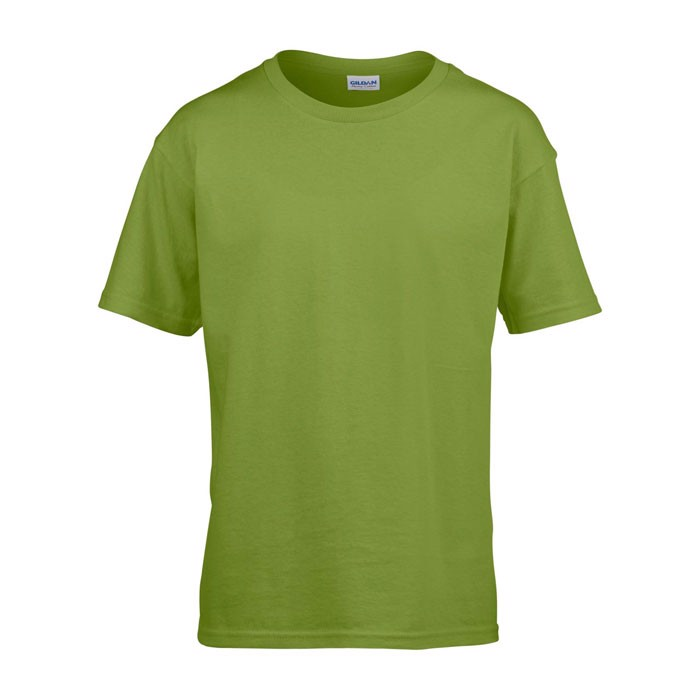 Kids t-shirt 150 g/m² Kids Ring Spun T-Shirt 64000B - Kiwi / XL