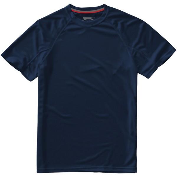 Serve – T-Shirt cool Fit für Herren - Navy / S