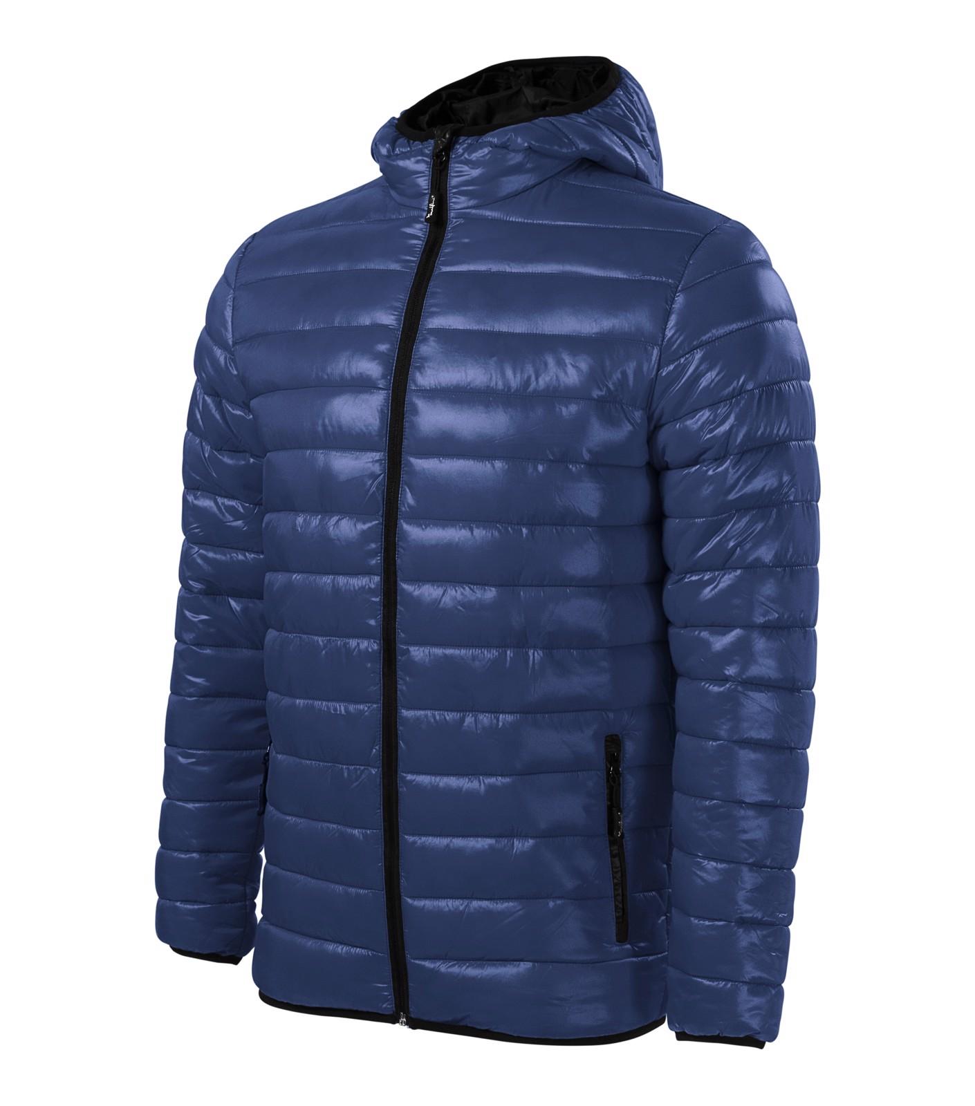 Bunda pánská Malfinipremium Everest - Námořní Modrá / S