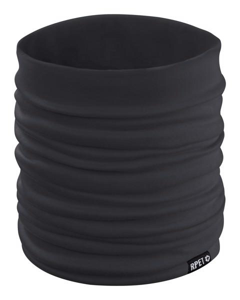 Rpet Multifunkční Šátek Suanix - Černá