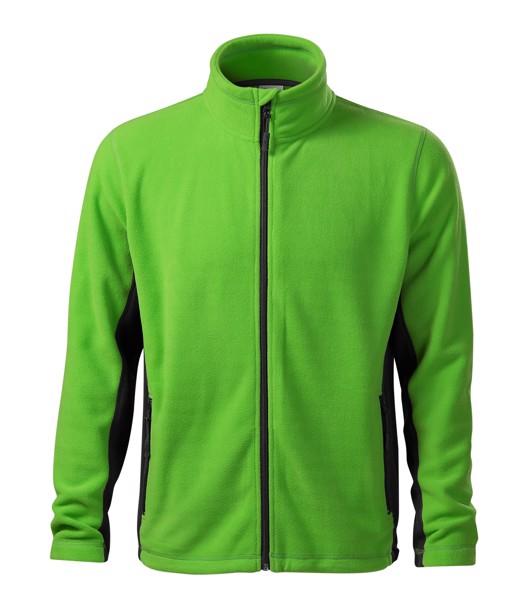 Fleece men's Malfini Frosty - Apple Green / XL