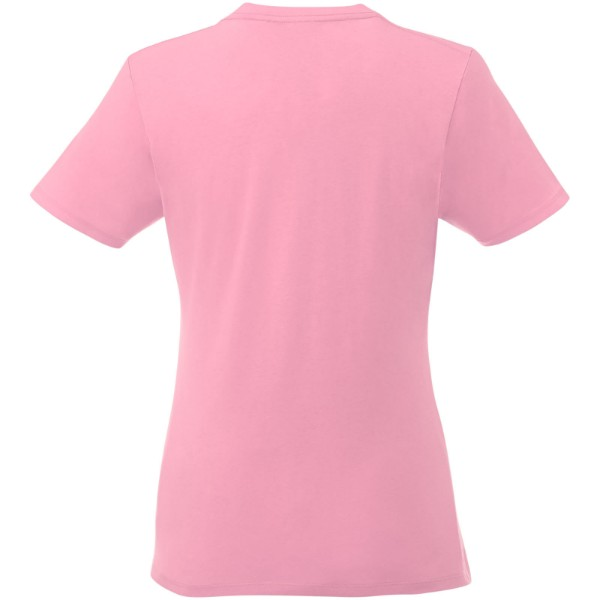 Heros short sleeve women's t-shirt - Light pink / XL