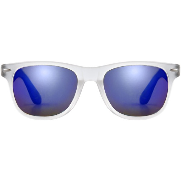 Sun Ray sunglasses with mirrored lenses - Navy