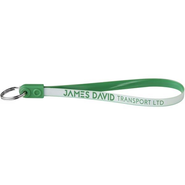Ad-Loop ® Jumbo keychain - Green