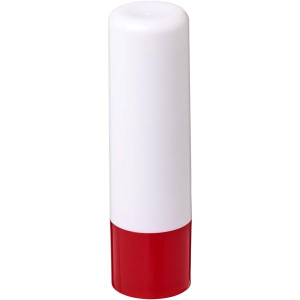Deale lip balm stick - White / Red