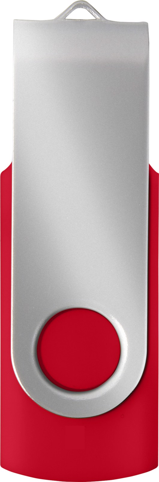ABS USB drive (16GB/32GB) - Red / Silver