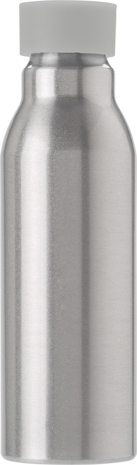 Aluminium bottle - Silver