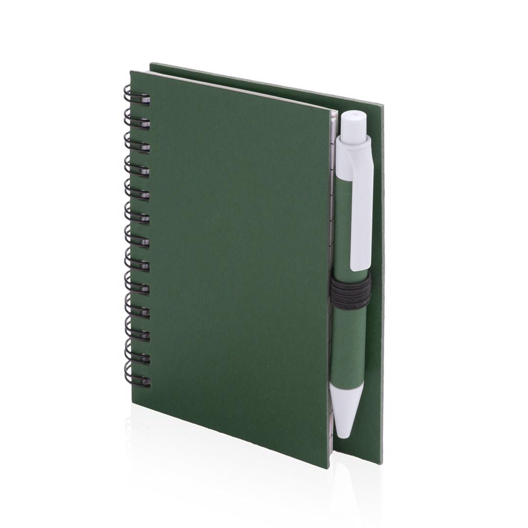 Libreta Pilaf - Verde