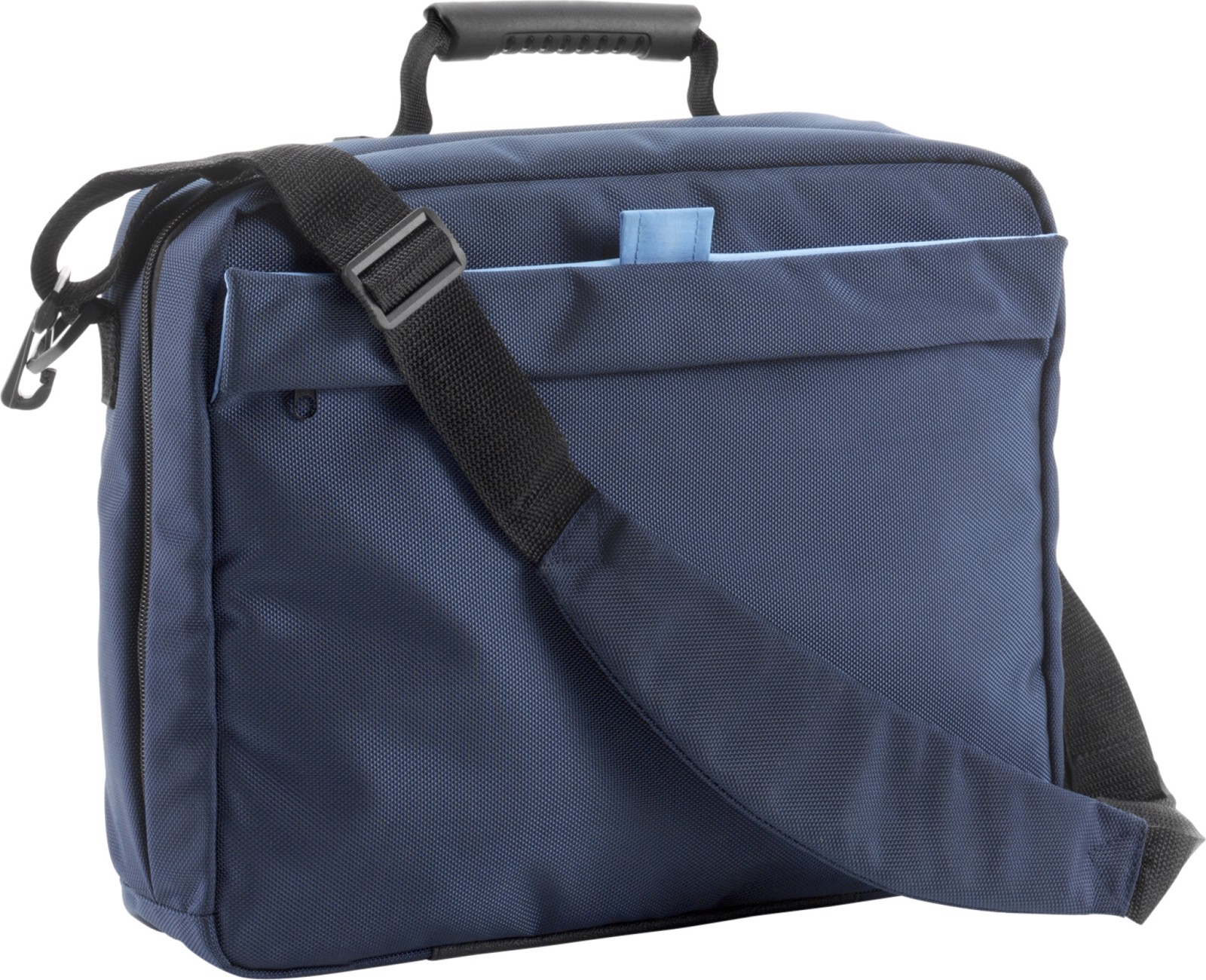 Polyester (1680D) laptop bag - Blue