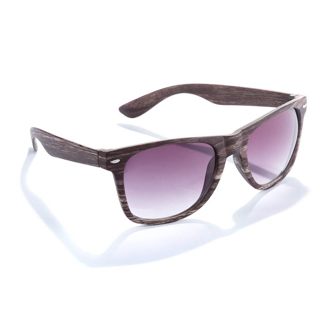 Óculos de Sol Haris - Marrom Escuro