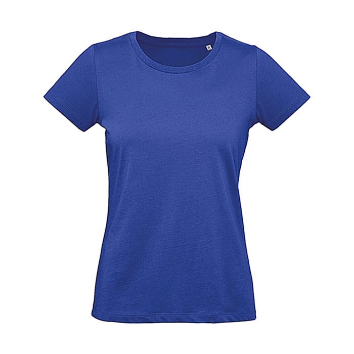 T-shirt female 175 g/m² Inspire Plus T /Women T-Shirt - Cobalt Blue / XS