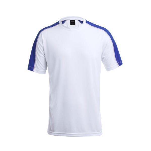 T-Shirt Adulto Tecnic Dinamic Comby - Azul / XL