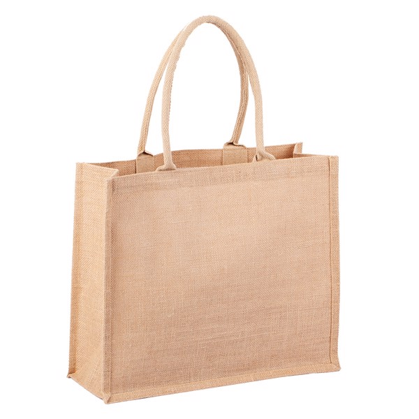 Torba na zakupy z juty Natural Shopper
