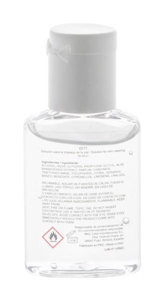 Gel za čiščenje rok Bradul - White / Natural