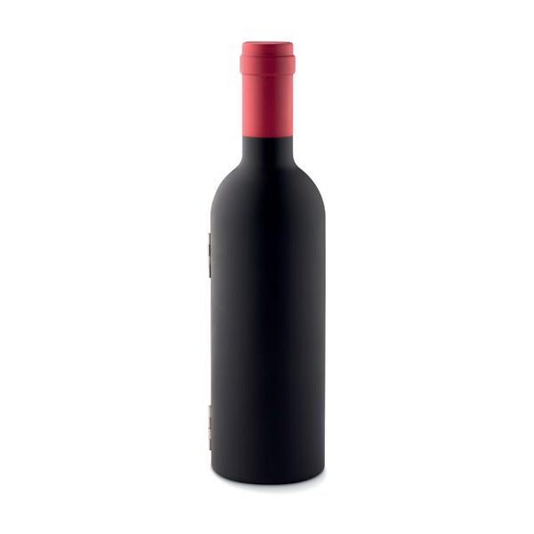 Bottle shape wine set Settie