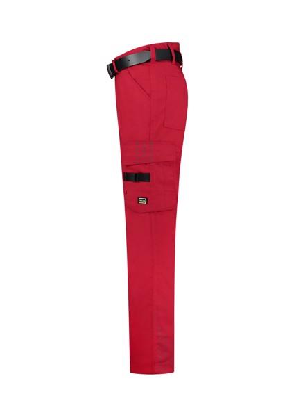Pracovní kalhoty dámské Tricorp Work Pants Twill Women - Červená / 46