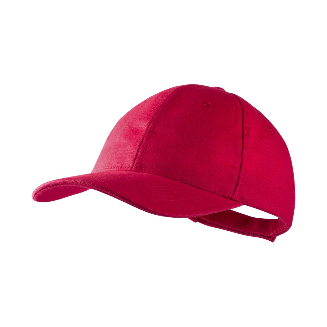 Gorra Rittel - Rojo