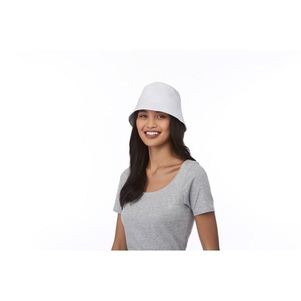 Solaris klobouček - Bílá