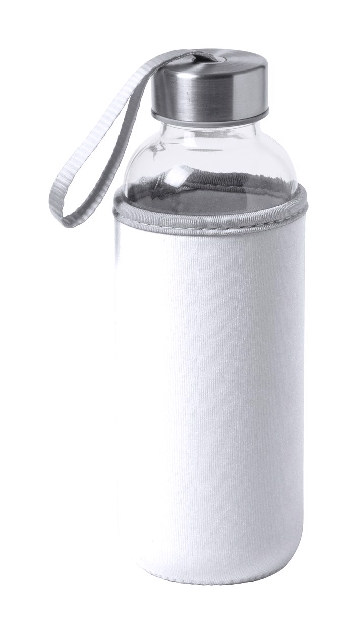 Sport Bottle Dokath - White