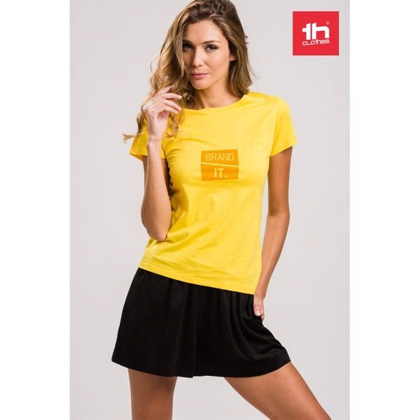 THC SOFIA. Dámské tričko - Lososová / L