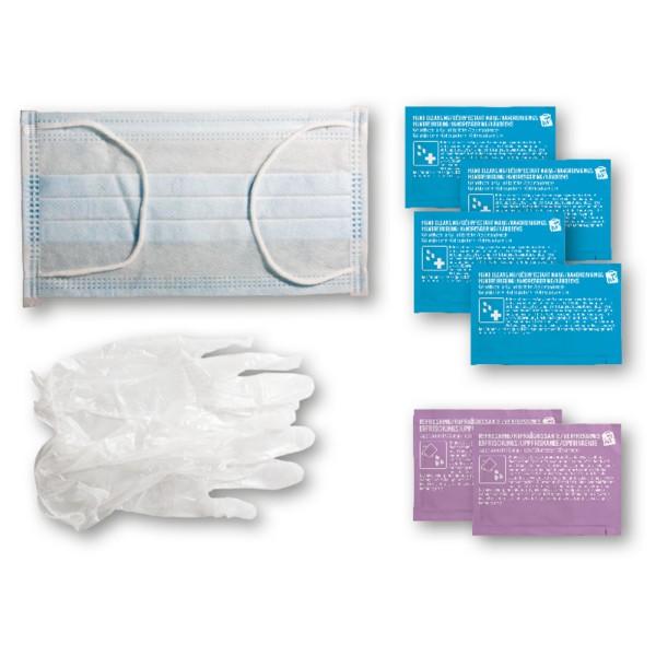 MyKit Hygiene plus sada - Magenta