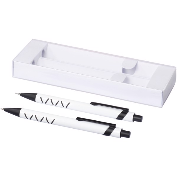 Jupiter writing set - White