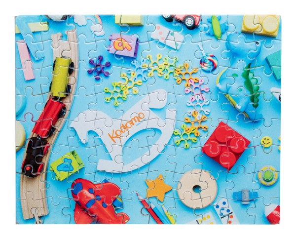 Puzzle Se Sublimací Suzzle - Bílá