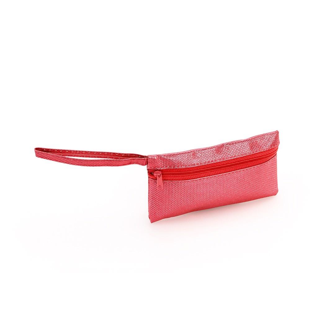 Monedero Brilla - Rojo