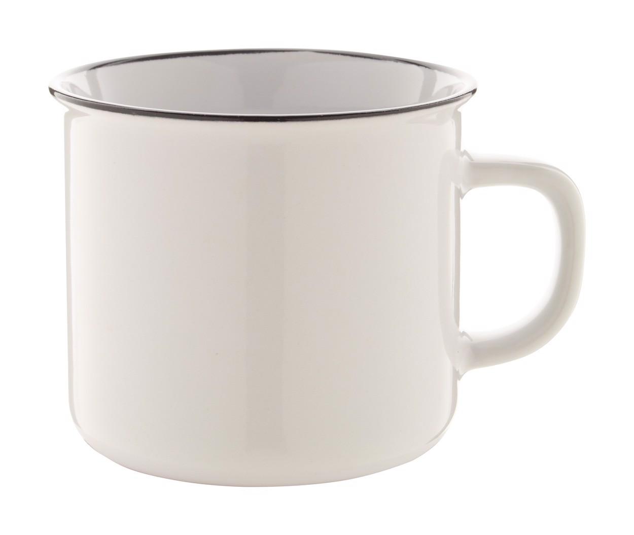 Vintage Mug Woodstock - White