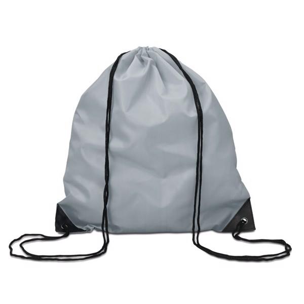 Drawstring backpack Shoop - Grey