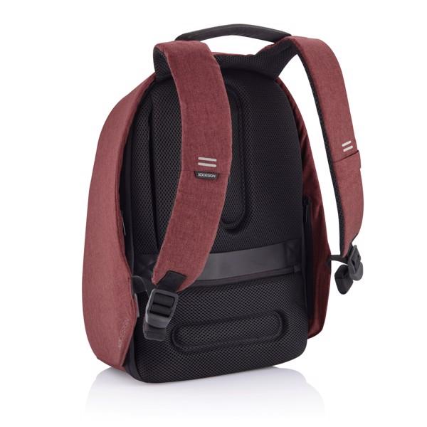 Bobby Hero Regular, mochila antirrobo - Rojo Cereza