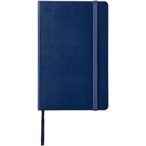 Classic PK hard cover notebook - plain - Sapphire blue