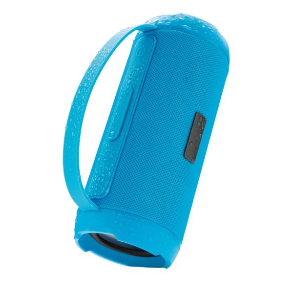 Soundboom vízálló 6W-os vezeték nélküli hangszóró - Kék