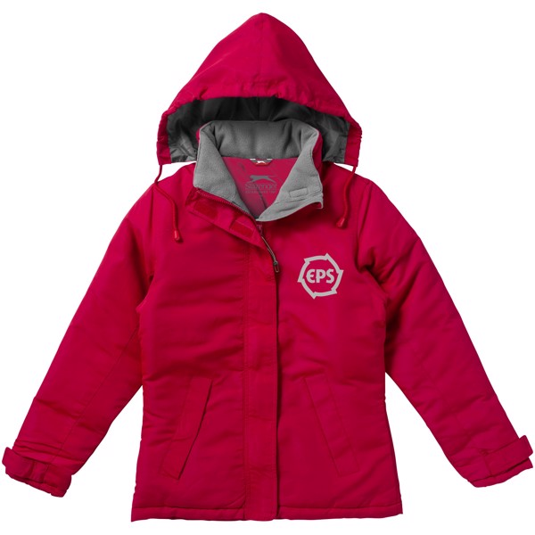 Under Spin ladies insulated jacket - Red / M