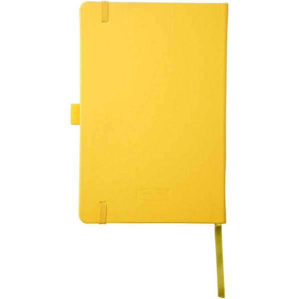 Vázaný poznámkový blok A5 Nova - Žlutá