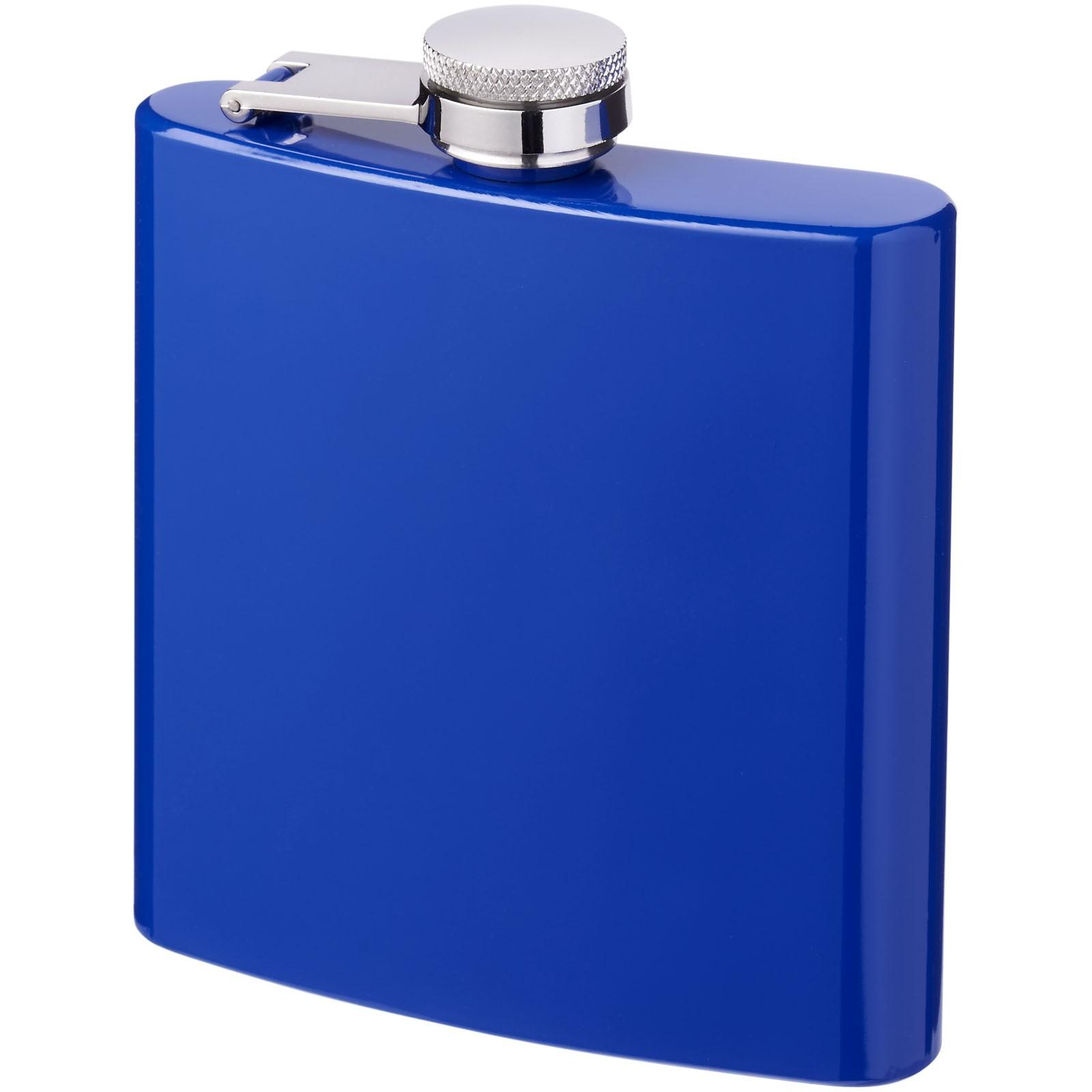 Elixer 175 ml hip flask - Blue