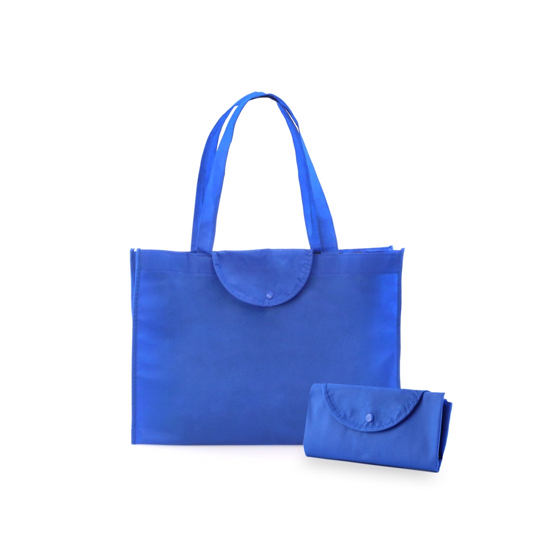 Bolsa Plegable Austen - Azul