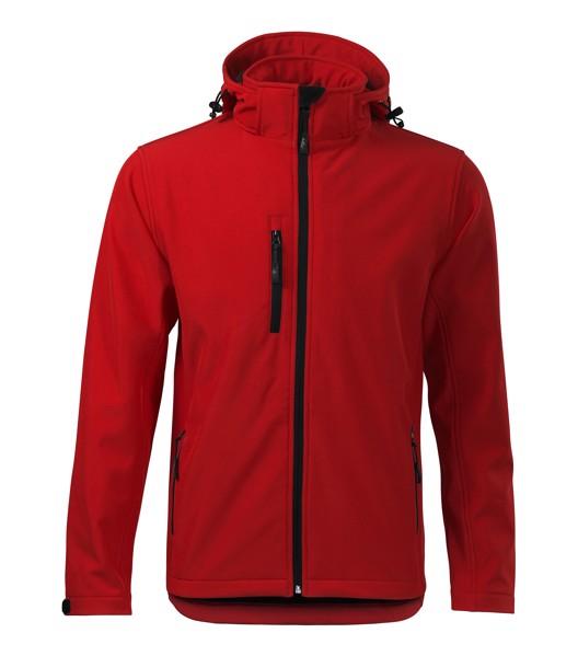 Softshellová bunda pánská Malfini Performance - Červená / S
