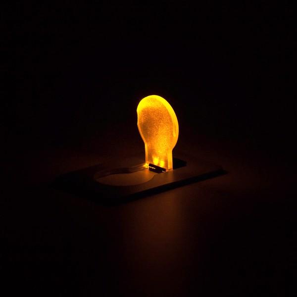 Lampka Pocket Lamp - Czarny