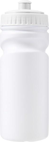 HDPE bottle - White