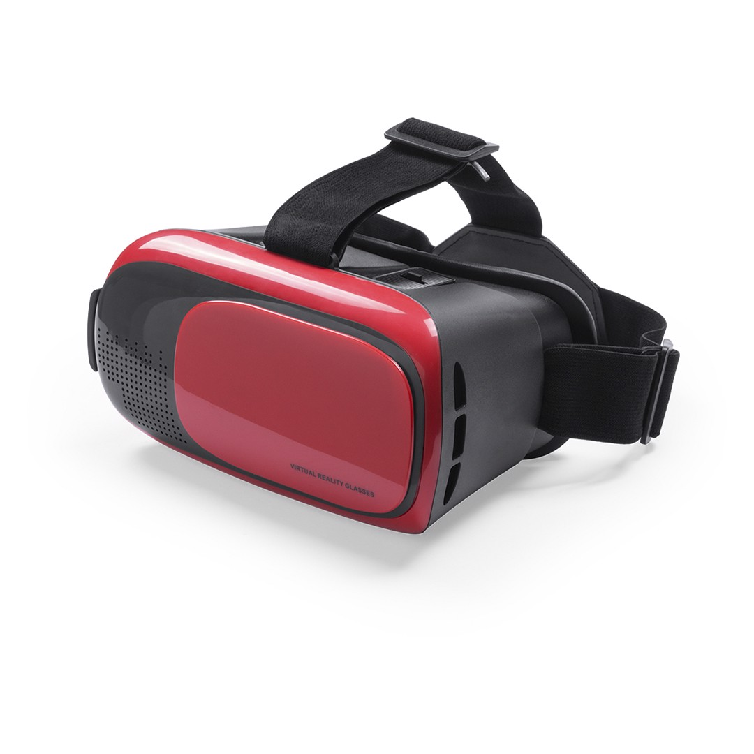 Gafas Realidad Virtual Bercley - Rojo