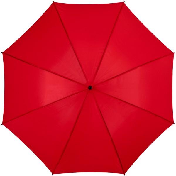 """23"""" deštník Berry s automatickým otvíráním - Červená s efektem námrazy"""